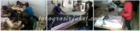 konveksi dan pabrik jaket